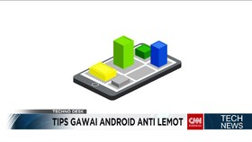 Tips Mengatasi Kinerja Ponsel Android yang Melambat