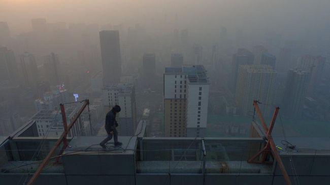 Kadar Karbon Dioksida di Atmosfer Capai Level Tertinggi