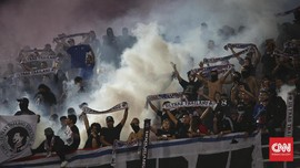 Ultras Timnas Thailand Dilarang ke Stadion