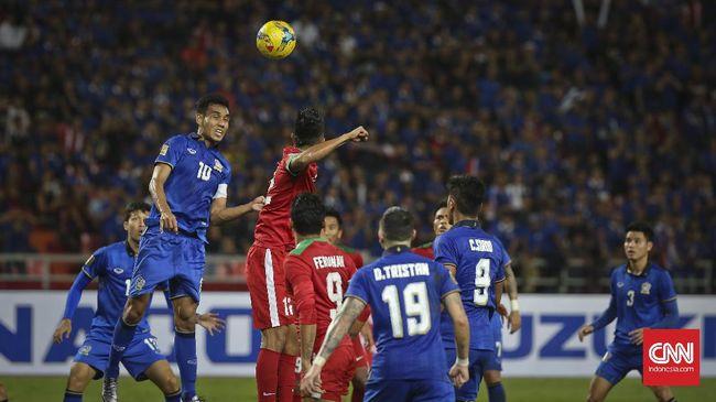 Jadwal Timnas Indonesia di Piala AFF 2018