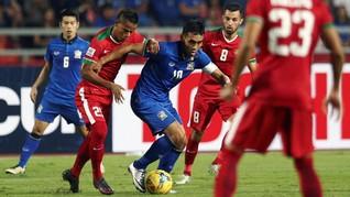 Striker Timnas Thailand Cetak Rekor di Liga Jepang