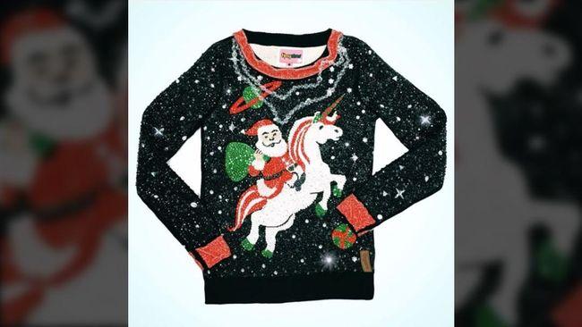 'Ugly Sweater' Natal: Yang Dicaci Namun Dinanti