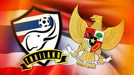 LIVE Final Piala AFF 2016: Thailand vs Indonesia