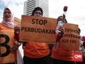 Migrant Care Desak Jokowi Tuntaskan Kasus Buruh Migran