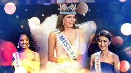 Mereka yang Bersinar di Ajang Miss World 2016