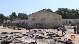 Sempat Dikuasai Boko Haram, Bama Jadi Kota Hantu di Nigeria