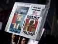 Warga AS Kembali Demo Anti-Trump Jelang Electoral College