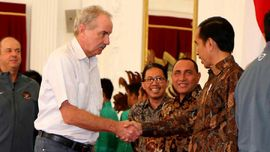 Riedl: Presiden Jokowi Sangat Pendiam