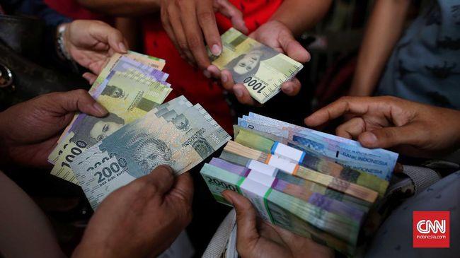Jelang Lebaran, Penarikan Uang Tunai Capai Rp110 Triliun