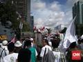 Sebelum Bubar, Massa Demo Anti Ahok Sempat Ricuh