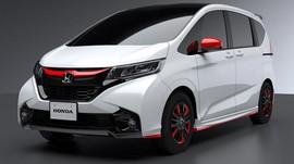 Seperti Ini Tampang Honda Freed Modulo X?