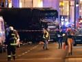Truk Tabrak Pasar Natal di Berlin, 9 Orang Tewas