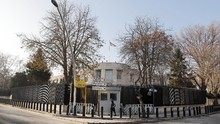 Pelaku Penembak Kedubes AS di Turki Ditangkap
