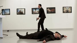 Kesaksian Fotografer yang Abadikan Pembunuhan Dubes Rusia
