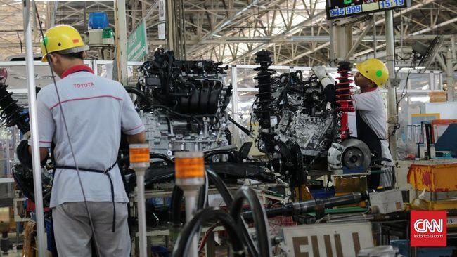 Produksi Mobil Toyota di Inggris Berhenti Setelah Brexit