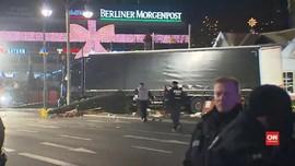 Truk Penabrak Pasar Natal Berlin Kemungkinan Dibajak