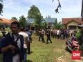 Kontrakan Teroris Tangerang Selatan Belum Steril