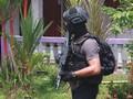 Baku Tembak dengan Densus, Terduga Teroris Sudah Bersiap Diri