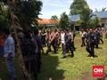 Tiga Jenazah Terduga Teroris Tangsel Masih Tergeletak di TKP