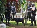 Jenazah Enam Terduga Teroris Tuban Dibawa ke RS Bhayangkara