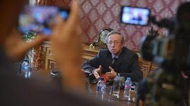 Cegah Teror, Keamanan Kedubes Rusia di Indonesia Diperketat