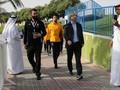 Pavel Nedved Cegat Wasit Usai Kartu Merah Ronaldo