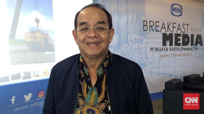 Kuartal III, Wijaya Karya Kantongi Penjualan Rp15,8 Triliun
