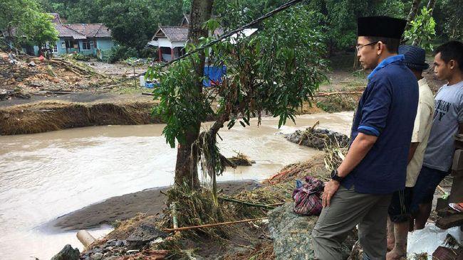 BNPB Sebut Banjir di Bima Tak Berpotensi Parah