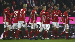 Sosis Spesial dari Bayern Munich bagi yang Kalahkan Leipzig