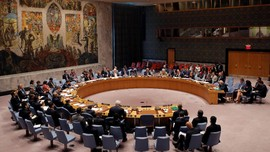 PBB Rapat Tertutup Soal Sengketa Kashmir yang Memanas