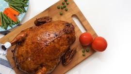 Ayam Kodok, Sajian Panggang Penyemarak Natal