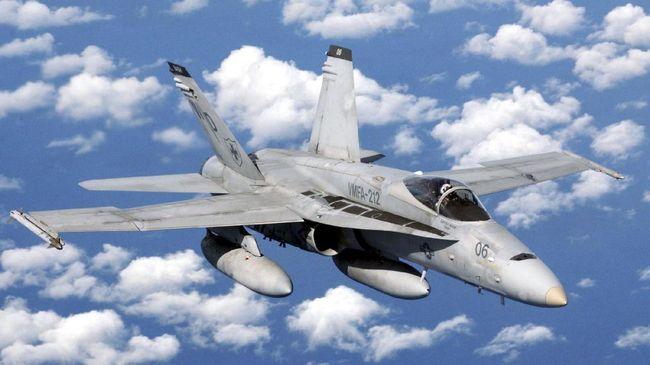 Jet Tempur AS Jatuh Di Laut Filipina, 2 Awak Selamat