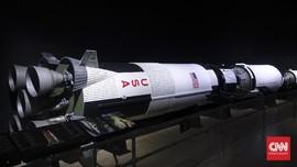 LAPAN Kembangkan Roket untuk Luncurkan Satelit