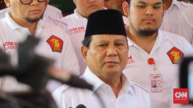 Prabowo: Anak Proklamator <i>Kok</i> Dituduh Makar