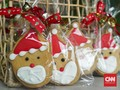 Sajian Menggemaskan untuk Tamu Pesta Natal