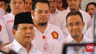 Politikus Gerindra Gagas Duet Prabowo-Anies di Pilpres 2024
