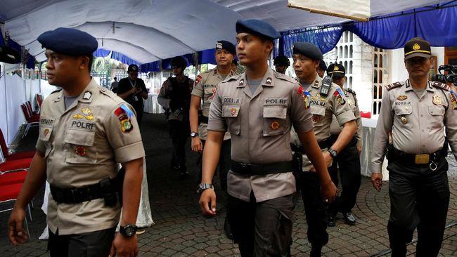 Polisi Akan Panggil Siswa Pelaku 'Bully' di Thamrin City