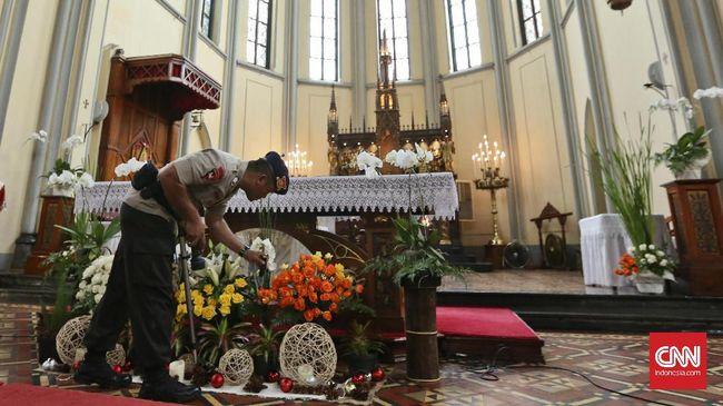 Cegah Teror Surabaya Terulang, Polisi Terapkan Empat Strategi