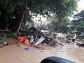 Jusuf Kalla Tinjau Lokasi Banjir Bima