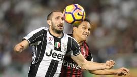 Chiellini Pakai Ilmu Bisnis untuk Negosiasi Gaji di Juventus
