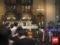 Misa Natal Damai, Polisi Tetap Waspadai Teror