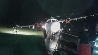 Penyebab Tergelincirnya Wings Air di Semarang Masih Misteri