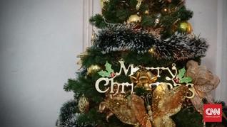 Marawis Ramaikan Perayaan Natal Korpri Kemendagri
