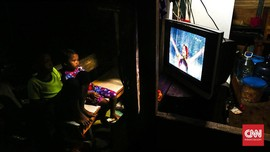 Corona Dongkrak Jumlah Penonton TV dan Serial Anak