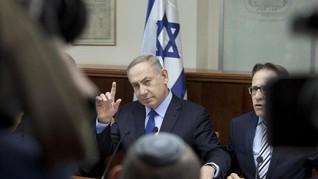 Polisi Israel Usulkan Dakwa Netanyahu Terkait Kasus Korupsi