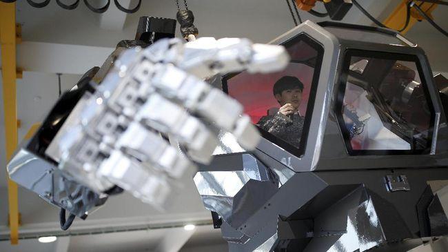 Rela Rogoh Rp133 Miliar agar Kecerdasan Buatan 'Tidak Jahat'