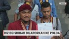 Pimpinan FPI, Rizieq Shihab Dilaporkan ke Polda