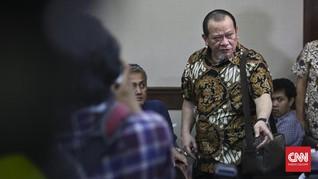 La Nyalla Mangkir, Bawaslu Jatim Panggil Ulang Terkait Mahar