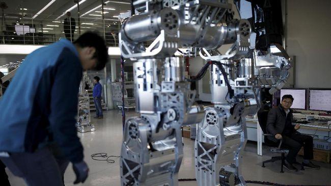 Bila Robot Gantikan Manusia, Pria Ini Layak Bertanggung Jawab