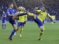 Kalah dari Everton, Leicester Terancam ke Zona Degradasi